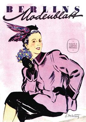 Berlin´s Modenblatt 1945 - 1949