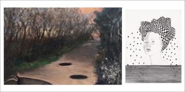 Regine Kuschke – Malerei und Zeichnung