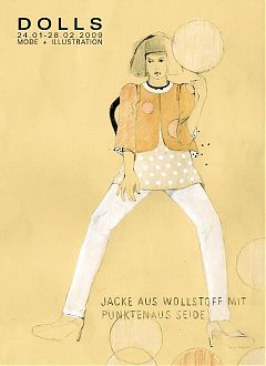 Julia Krupp - Mode + Illustration