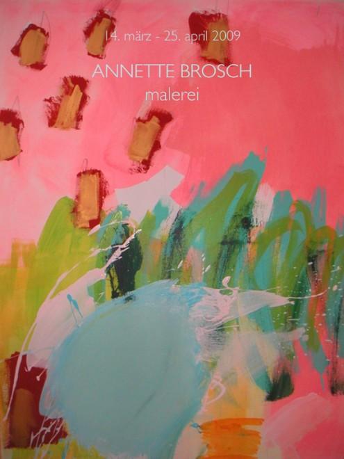 Annette Brosch - Malerei