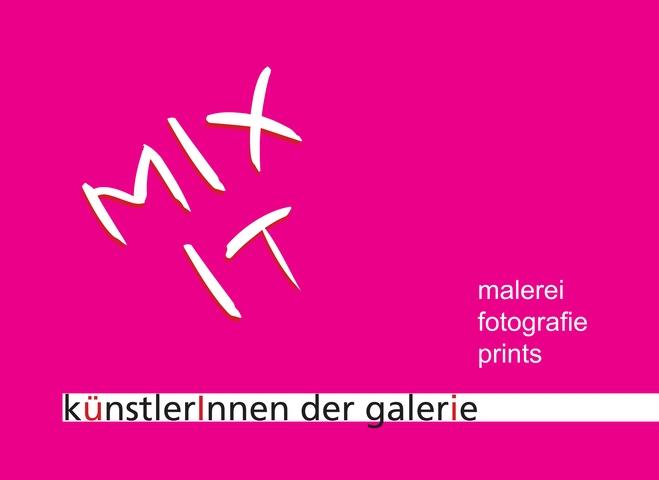 MIX IT - malerei, fotografie, prints