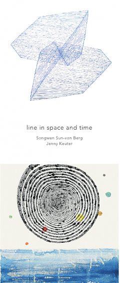 line in space and time